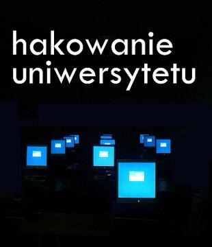 Hakowanie uniwersytetu – wspólne pisanie książki