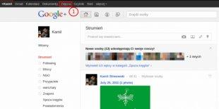 Jak używać licencji CC wserwisie Google+ iPicasa?