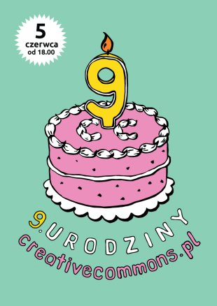 Urodziny Creative Commons Polska