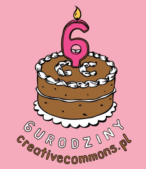 6 urodziny Creative Commons Polska