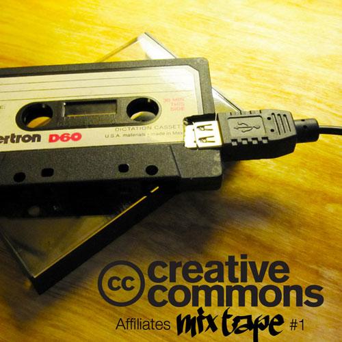 Światowa wspólnota Creative Commons publikuje CC Affiliates Mixtape #1